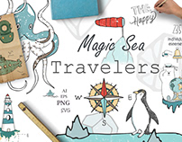 Magic Sea Traveling Mood