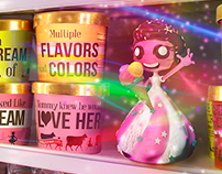 Sugar Monsters: Ice Cream Princess