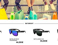 Diseño Web - Tienda Online - website
