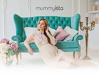 Mummyista E-commerce Web Design