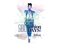 Sibiu Fashion Days 2014 Poster