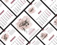Breavis Corporate Calendar