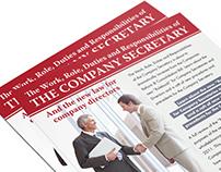 Company Secretary Briefing Brochure