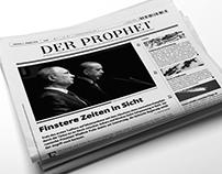 Der Prophet - Newspaper Concept