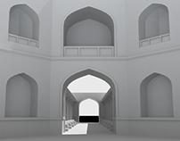 Mosque- Masjid Wazir Khan,Lahore