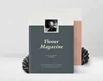 FLEOUR Editorial Fashion Lookbook