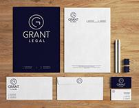 Grant Legal Logo