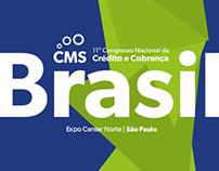 CMS • Congreso Nacional de Crédito e Cobrança • Brasil