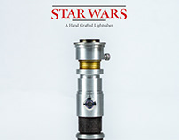 Lightsaber: a metal II project