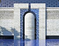 Dan Mosque مسجد دان