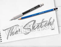 The Sketch Collection Vol04