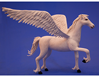 Pegasus · Stop Motion Puppet