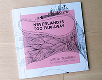 NEVERLAND IS TOO FAR AWAY, poetry book
