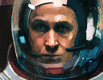 First Man // Poster