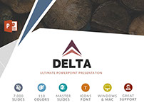 Delta | Powerpoint Presentation Template