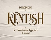 Kentish Font