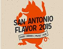 San Antonio Flavor Cards