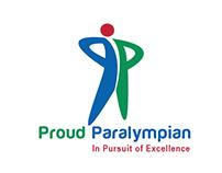 Proud Paralympian