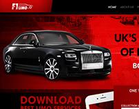 F1 LIMO ,Rent a Car Web site