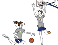 Physical Education at the school Magazine