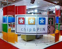 BKM Chip& Pin // Exhibition Stand @Cardist Fair
