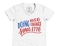 Big Things Tee
