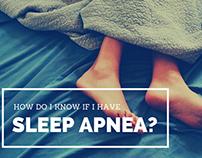 How Do I Know If I Have Sleep Apnea?