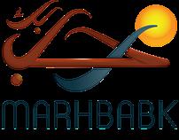 Marhbabk مرحبابك (Postcard)