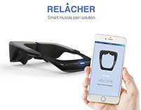 Relacher Smart Muscle Massager