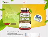 herbatürk // UI Design
