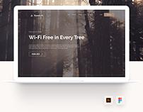 Wi-Fi Free in Every Tree