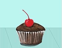 Cupcake Gif