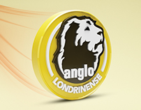 Logotipo 3D - Anglo Londrinense