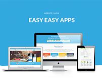 Easy Easy Apps - UI/UX