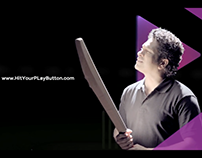 Add with Sachin Tendulkar