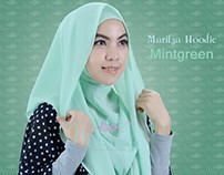 Maritza Hoodie by Mydiandra