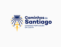 Caminho Português da Costa - Motion Presentation