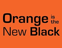 Orange is the New Black Title Sequence