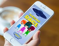 """Airship Race"" Smartphone Game"