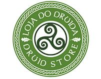 Loja do Druida - Logo