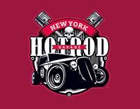 Hotrod Garage Branding