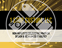 1 Stop Custom LLC Web & Design Services by Austin Ray