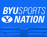 Branding for BYU Sports Nation