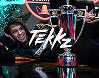 Tekkz Logo