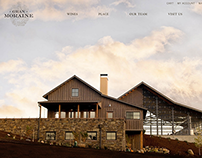 Gran Moraine Vineyard Website
