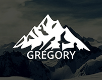 Gregory mountain | Example of site design