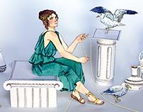 Women of Greek Myth