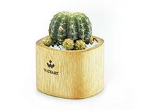 WADIARY Bambot - Bamboo Pot