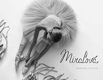 Miralova - online store