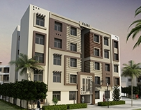 Residential Project For ministry of Housing